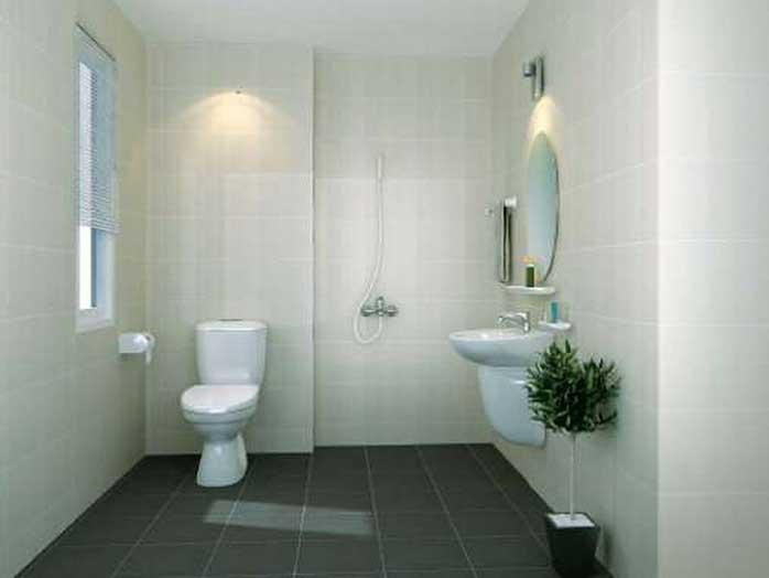 Các lớp cấu tạo sàn khu nhà vệ sinh