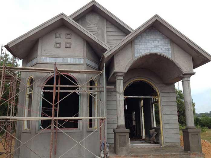 Khái niệm phân loại tường chịu lực trong xây dựng