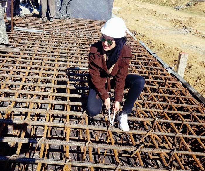 Mục đích của dây kẽm buộc trong xây dựng