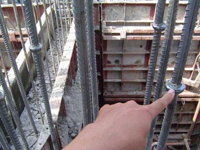 Tại sao cốt thép trong cấu kiện xây dựng lại nối lại với nhau